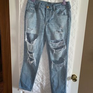 TomGirl/boyfriend jeans